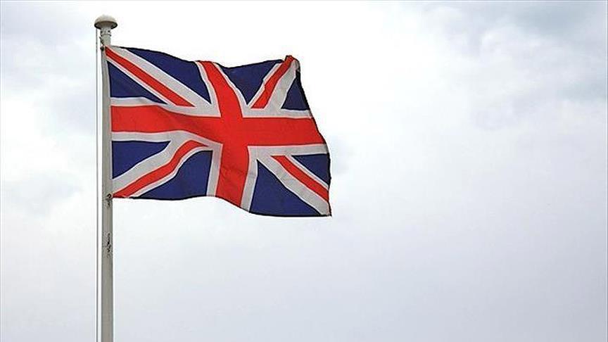 De Britse vlag. Nationale veiligheid staat boven mensenrechten in de strijd tegen terreur.